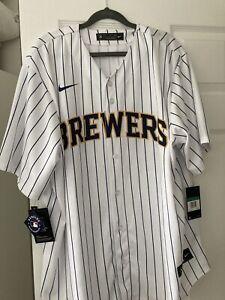 Nike Milwaukee Brewers Jersey - #22 Yelich - XL - BNWT & unworn