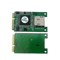 Micro TF Card to Msata Adapter as  For Notebook Best speed high O6E9