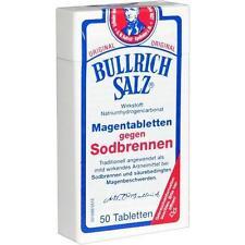 BULLRICH Salz Tabletten 50 St