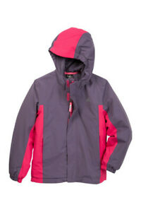 Adidas Climaproof Insulated Hooded Jacket Size M for Kids (Unisex)