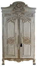 Antique Armoire, French Armoire, Wardrobe, Cabinet Louis XV Armoire, Carved
