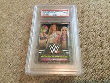 2018 Topps WWE Women's Division PSA 9 Wrestling Foil Pack