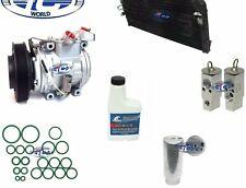 A/C Compressor & Condenser Kit Fits Toyota Corolla 98-02 1.8L OEM 10PA15C 77320