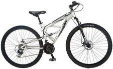 29 inch mens 29 er mountain mt mtb bike bicycle mongoose full dual suspension
