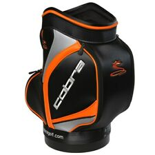 NEW Cobra Golf Den Caddy / Caddie Mini Staff Range Bag - Black / Black