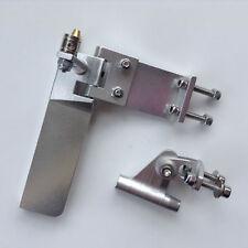 """CNC 31mm Skeg Strut for 1/8"""" Prop Shaft Cable 75mm Rudder for Motor RC Boat 1451"""