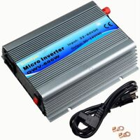 600W Grid Tie Inverter 110V Use For 24V/36V Solar panel Pure Sine Wave Inverters