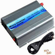 600W Grid Tie Inverter 110V Use For 24V/36V Solar panel Pure Sine Wave Inverters