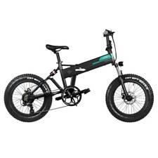 "FIIDO M1 Folding Electric Mountain Bike 20"" Wheels Fat Tires 31km/h Speed - 250W"