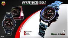 Orologio da polso ABARTH 21 contagiri sportivo watch montre contachilometri 500