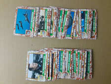 1991 Topps - Desert Storm Complete Set - Series 1 (88 cards)
