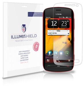 iLLumiShield Anti-Bubble/Print Screen Protector 3x for Nokia 808 Pureview