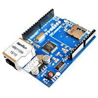 W5100 Ethernet Shield Netzwerk Modul Board für Arduino UNO R3 TF Mega 2560 . Pop