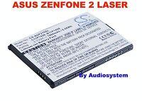 BATTERIA 1800Mah PER ASUS ZENFONE 2 LASER ZE500KL Z00ED ZE500KG C11P1428 NUOVA
