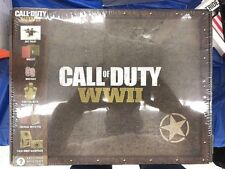 Call Of Duty WW2 Collectors Box NEW FREE SHIP Mystery Subscription Box