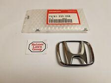 Genuine per HONDA POSTERIORE ROSSO H BADGE Civic Tipo R EP3 01-06