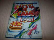 VIRGINIA VOSGIEN-COME ORGANIZZARE E ANIMARE UNA FESTA IN CASA-EUROCLUB 1986