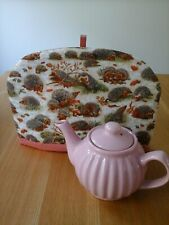 Tea cosy, tea pot cosy, two cup tea cosy, tea cosies, handmade, hedgehog