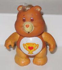 Kenner CARE BEARS Champ Bear Poseable Vintage 80's Rare HTF