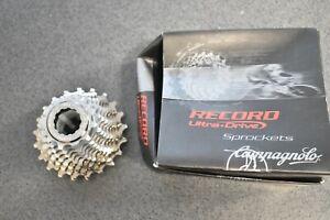 NOS Campagnolo Record /'Full Titanium/' 10 Speed  11 23  cassette sprocket set