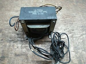 Brunswick 12-862164-000 Transformer (4 Secondary Leads) Pinsetter Parts