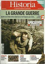 HISTORIA N° 807 / LA GRANDE GUERRE - APOCALYSPE LA 1ere GUERRE MONDIALE