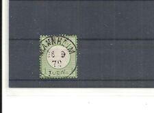 Deutsches Reich, 1872 Michelnummer: 7 o, gestempelt, Michelwert € 70,00