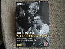 STEPTOE AND SON SERIES 1-8 COMPLETE DVD BOX SET NEW + CHRISTMAS SPECIALS.