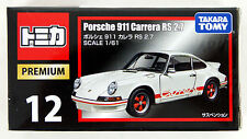Takara Tomy Tomica Premium 12 Porsche 911 Carrera RS 2.7 4904810887195 NZA