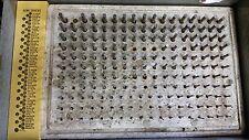 Meyer 061 250 Plus Pin Plug Gage Guage Set With Case M1