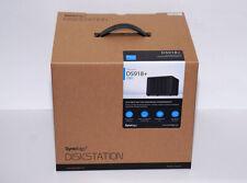 Synology DiskStation DS918+ 4-Bay NAS Enclosure 4K Media Stream RAID Diskless