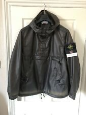 NEW Stone Island x Supreme Anorak - Poly Cover Composite - Black Sz. L Jacket