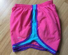 Nike Dri Fit Running Shorts Pink Size Small