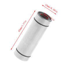 Durable 8*15*45mm LM8UU 8mm Shaft CNC Linear Bearing Ball Bushing For 3D Printer
