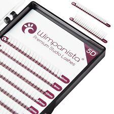 5D Volumen Wimpern C Curl - Stärke 0.05mm - Mix 8-14 - Wimpernverlängerung