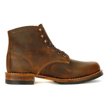 Wolverine 1000 Mile Men's Evans Boot Brown Leather W40049