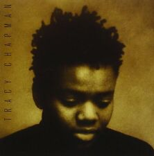 TRACY CHAPMAN: SELF TITLED DEBUT CD FAST CAR / BABY CAN I HOLD YOU / NEW