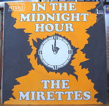 THE MIRETTES IN THE MIDNIGHT HOUR FRENCH SP SERIE GEMINI CBS