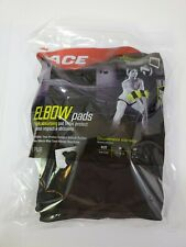 ACE 3M Elbow Pads 908002 One Size Volleyball sports Pad Black