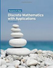 Discrete Mathematics with Applications 4th Int'l Edition