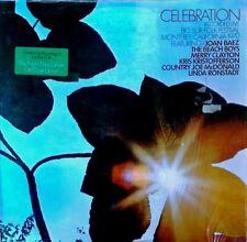 CELEBRATION / LIVE BIG SUR 1970 - A&M / ODE LP - BEACH BOYS - GERMAN PRESSING