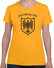 200 Deutschland womens T-shirt germany german country pride new eagle soccer new