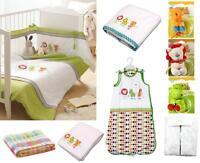 Safari Friends Pram Buggy Pushchair Cot Baby Blanket, Bedding, Soft Toy