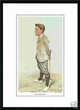 PACKET  OF  50  -  VANITY  FAIR  PRINTS  -  GOLFER  -  MR. H. H.  HILTON
