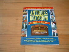 Behind The Scenes of Antiques Roadshow Mark Walberg PBS Show All Access Treasure