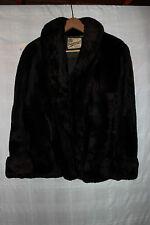 Vintage Womens Fur Coat Bevar fur by Friedman's