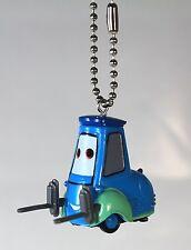 "Disney Pixar Cars Guido 2.5"" Figure Keychain Key Chain Ring Keyring Dangler"