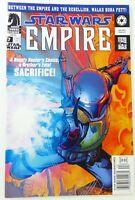 Dark Horse STAR WARS EMPIRE (2003) #7 RARE NEWSSTAND BOBA FETT VF Ships FREE