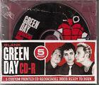 Brand New Green Day Blank CD-R 5 Pack Custom Printed Photo Covers Ready to Burn