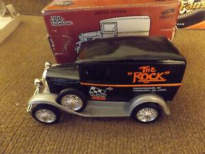 Rockingham Racing Champions Liberty Bank 1/25 Diecast Delivery Van